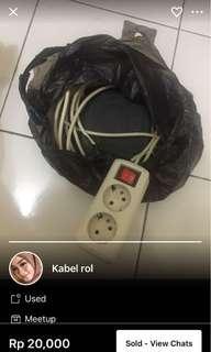 Kabel rol