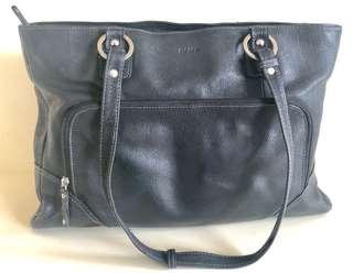 Authentic Picard leather shoulder bag