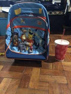 Disney My Friends Tigger &Pooh stroller bag