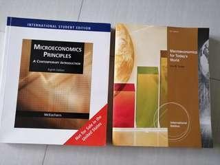 Macro & Micro Econs textbook