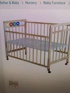 Baby Cot babylove