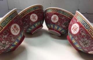 奇華禮餅 景德鎭訂做飯碗