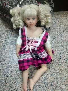 🚚 AEL-2004年品牌老娃娃