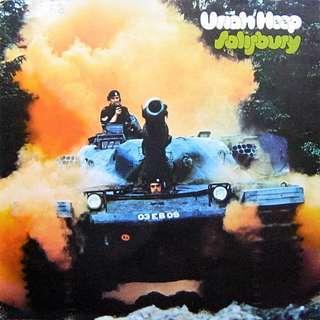 Uriah Heep - Salisbury 2CD