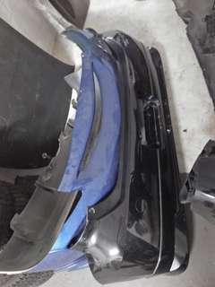 Toyota passo asv rear bumper