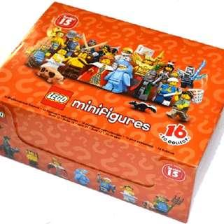 Lego 71011 Minifig Series 15 Full box of 60 minifigures In Stock Brand New Sealed