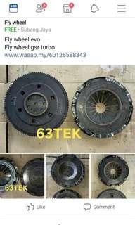 Flywheel 1.8 gsr/ evo