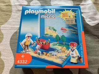 Playmobil micro 挪亞方舟