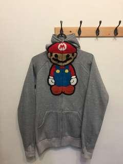🚚 瑪莉歐 Mario 全拉刷毛外套