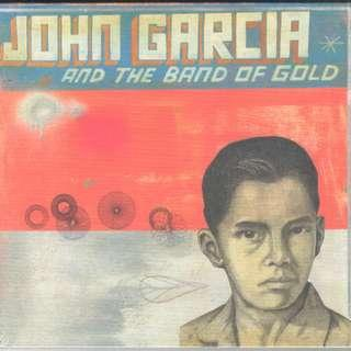John Garcia And The Band Of Gold – John Garcia And The Band Of Gold CD