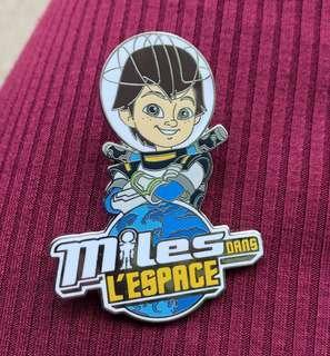 法國迪士尼徽章 巴斯光年 Paris Disney pin Toy story 迪士尼襟章