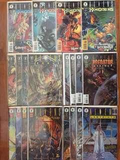 Dark Horse Aliens Comics (bundle sale)