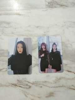 [WTB/WTT/WTS] Loona XX and ++ Photocards