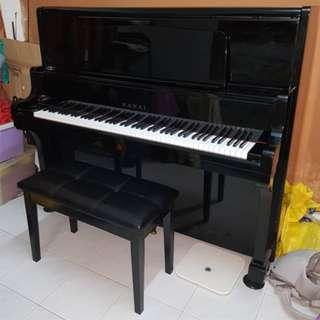 Kawai KU 5D Second Hand Upright Piano