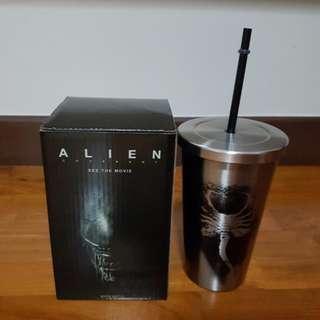 Alien Covenant Metal Cup / Bottle