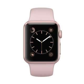 Apple Watch Series 1 38mm Rose New