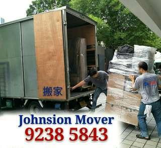 FREE quotation|Boxes, House moving services call 92385843 JohnsionMover.