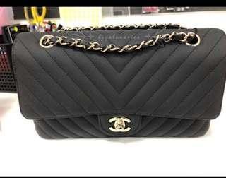 Chanel classic medium