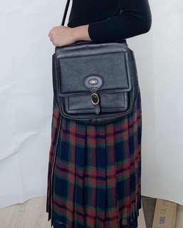 Vintage Bally 's leather crossbag