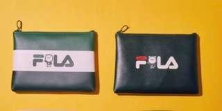 Fila wonnie pouch (green 1 pc)