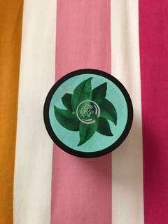 The Body Shop Body Fuji Green Tea Gel Body Scrub