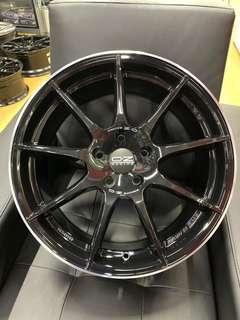 "18"" OZ Veloce GT 5x114.3"