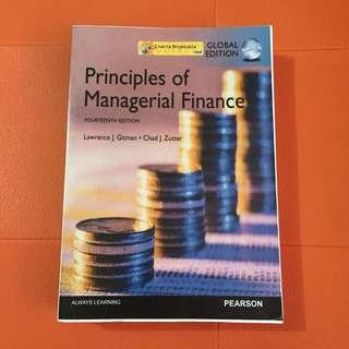 Principles Of Managerial Finance 14th Edition - Lawrence J. Gitman , Chad J. Zutter