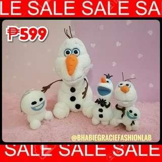 Olaf and Snowgies Bundle Sale