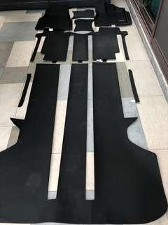 豐田 TOYOTA GGH20 ALPHARD 3D地毯