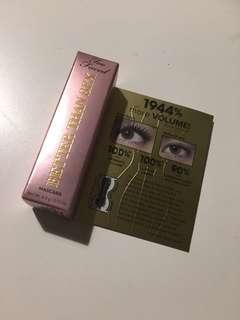 Too faced better than sex mascara mini 3.9g