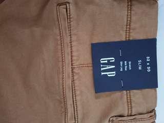New Authentic Gap Men Pants