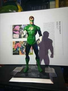 Loose DC Direct Alex Ross Justice League Green Lantern Hal Jordan