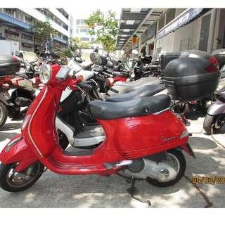 Vespa LX150 2014 $4.7k D/P $500 or $0 With out insurance (Terms and conditions apply. Pls call 67468582 De Xing Motor Pte Ltd Blk 3006 Ubi Road 1 #01-356 S 408700.
