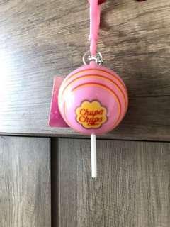 全新 珍寶珠匙扣 連珍寶珠一枝