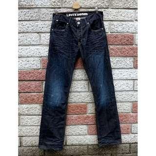 🚚 Levis 523 二手牛仔褲- 正品 -(LEVIS SQ523-0158)-W32 L34