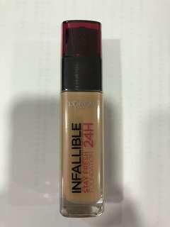 Loreal infallible colour 120
