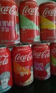 BTS Coke