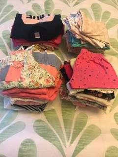 🚚 Baby clothes (giveaway)