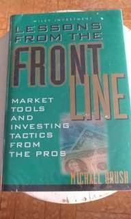 Trade stocks like a pro: 6 investment books for $200