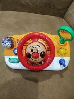 Anpanman Steering wheel