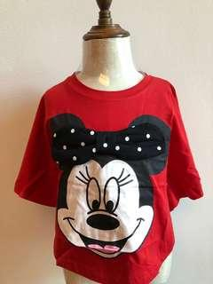🚚 Minnie Mouse Batwing Set