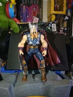 LOOSE Hasbro Marvel Legends Thor Walmart Exclusive LORD OF ASGARD
