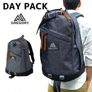全新 Gregory Daypack 26L 牛仔布