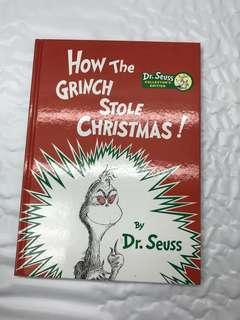 How the Grinch stole the Christmas