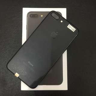 iPhone 7 plus 128gb Blackmatte ex inter Bisa Tt