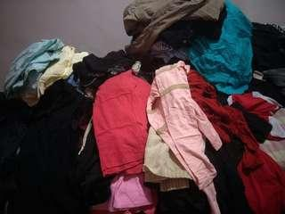 Tops, Bottoms, dresses, cardigan and more