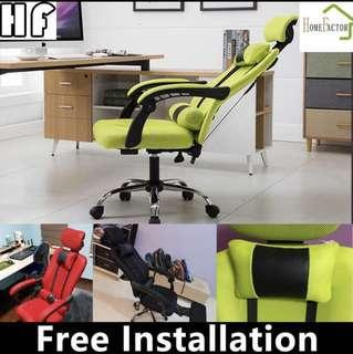 🚚 Office chair/Director chair/Ergonomic chair/Black,Red,Green,