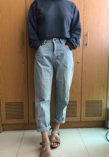 Light Highwaisted Jeans