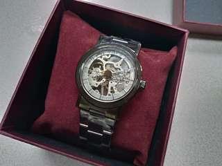 IK Colouring Manual Mechanical  Watch 手錶