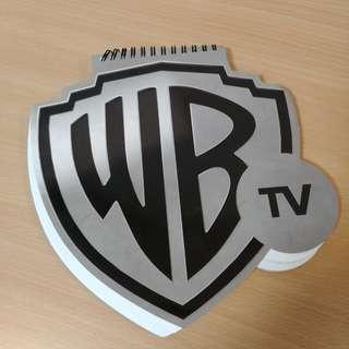 🚚 Warner Bros TV notebook